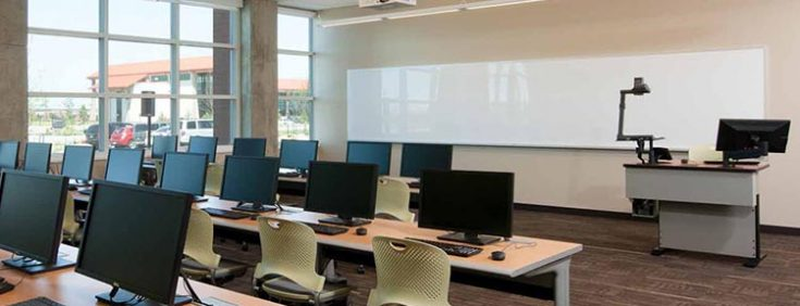 Olathe Health Education Center Classroom