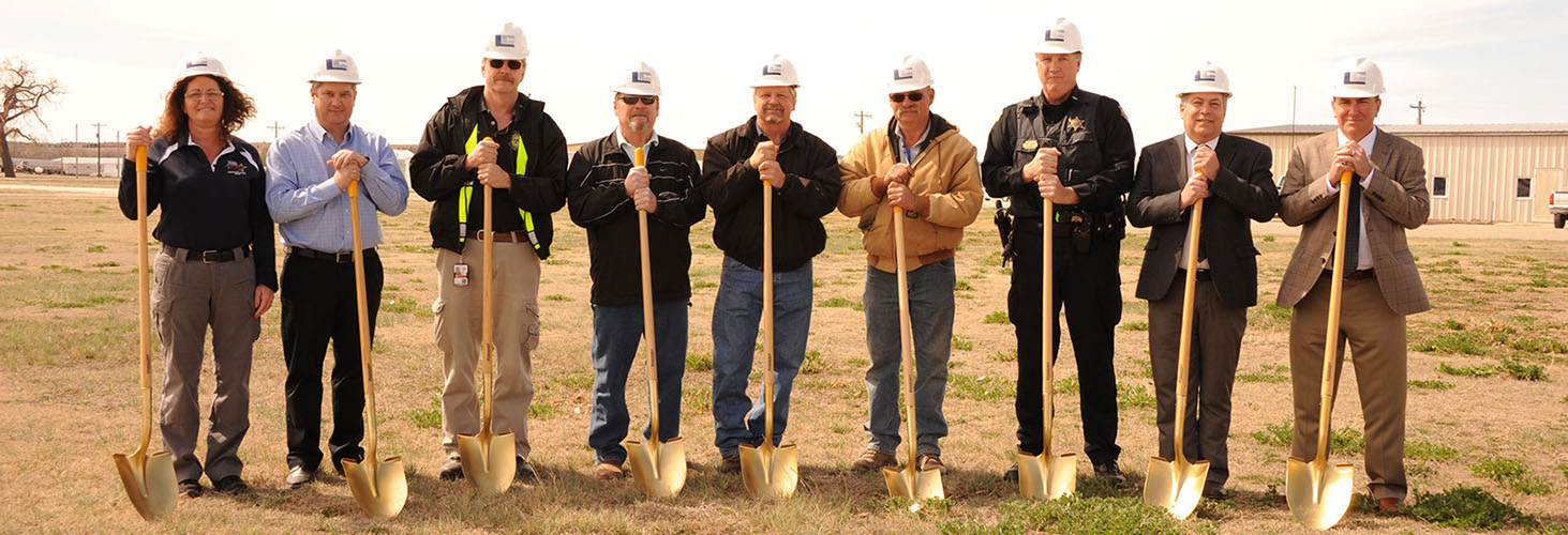 Rooks County Project Groundbreaking