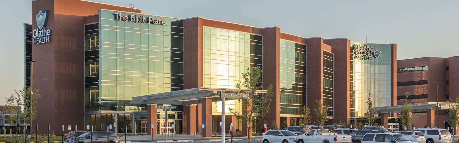 Olathe Medical Center - the Birth Place
