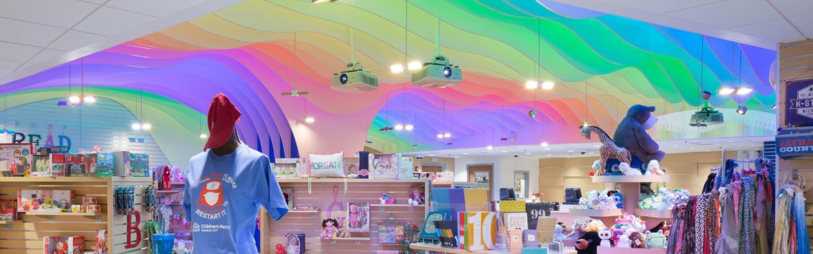Award Winning Children's Mercy Hospital Gift Shop