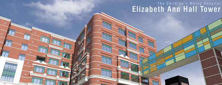 Childrens Mercy Hospital - Elizabeth Hall Tower