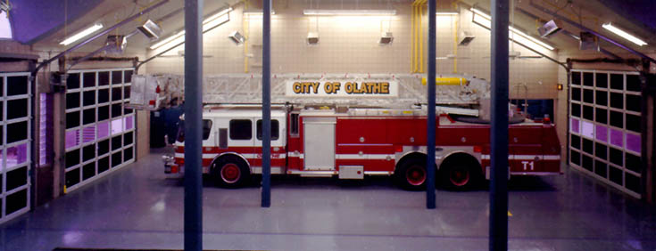 Olathe Fire Station #3