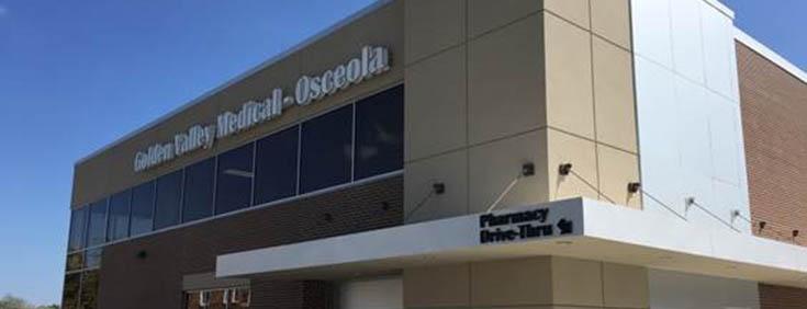 Golden Valley Memorial Healthcare – Osceola Clinic