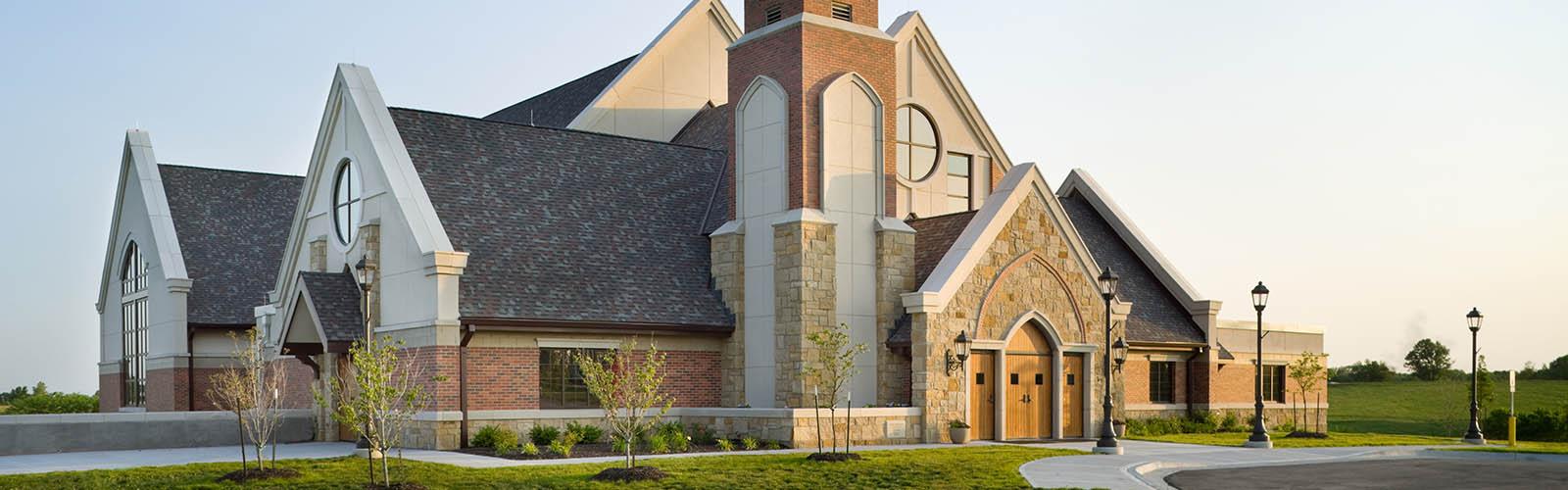 Good Shepherd Catholic Church 1