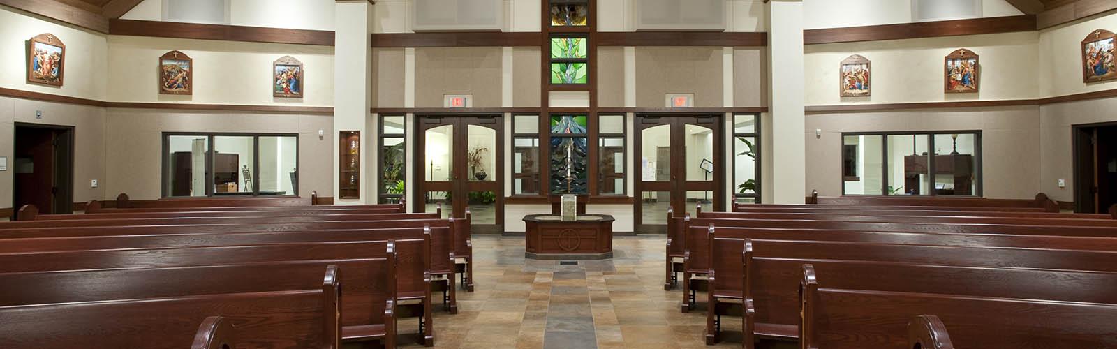 Good Shepherd Catholic Church 4