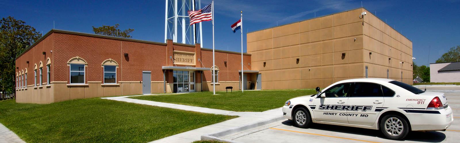 Henry County Detention Center 1