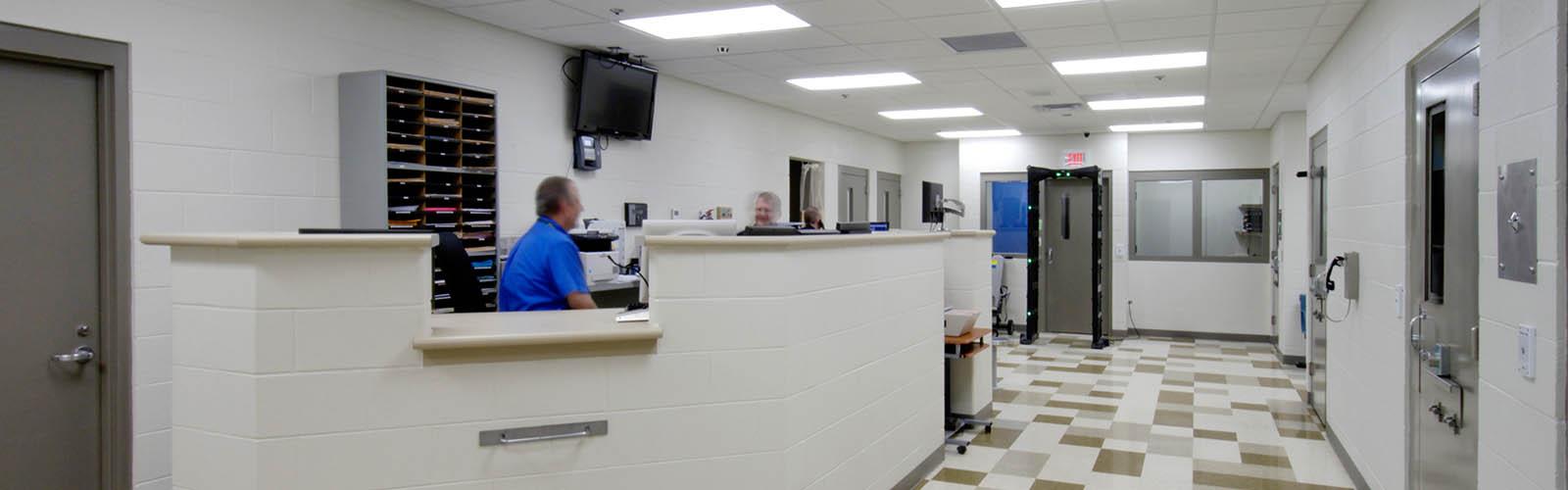 Henry County Detention Center 2