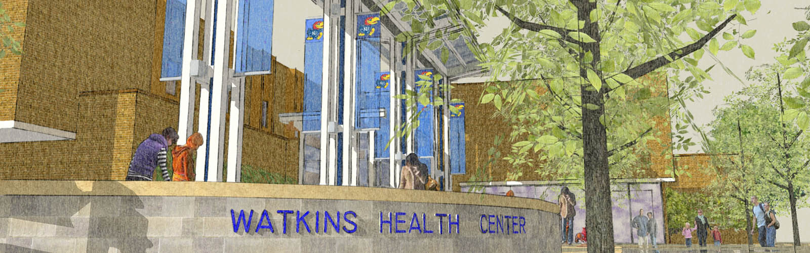 University of Kansas – Watkins Memorial Health Center