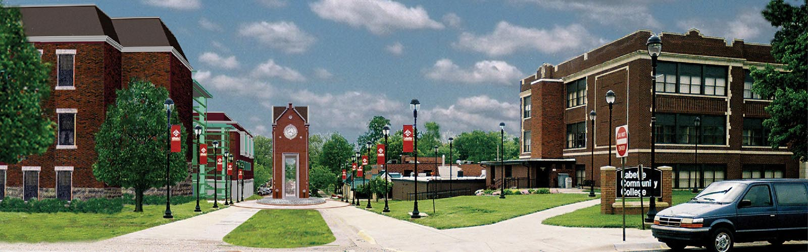 Labette Community College – Master Plan 2