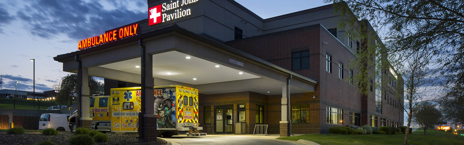Saint John Hospital Emergency Department 1
