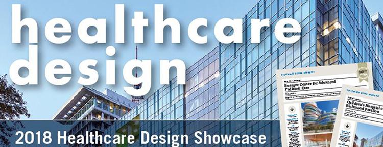 Healthcare Design Magazine 2018 Design Showcase Finalist